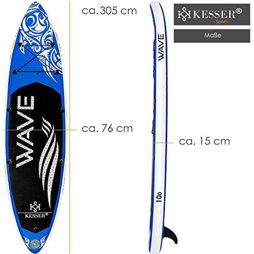 Kesser Stand Up Paddle Board 320 cm - 2