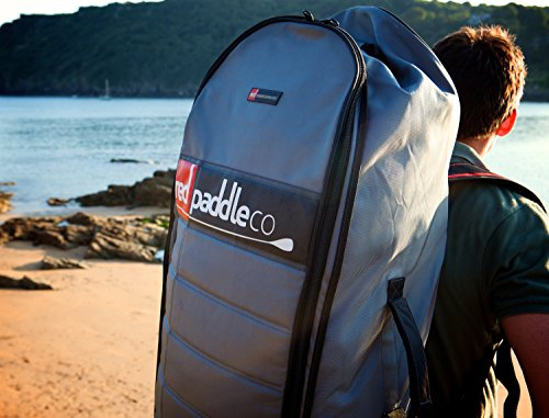 Red Paddle Co Boardbag 2.0 mit Rollen Inflatable iSUP Stand Up Paddle Board SUP - 3