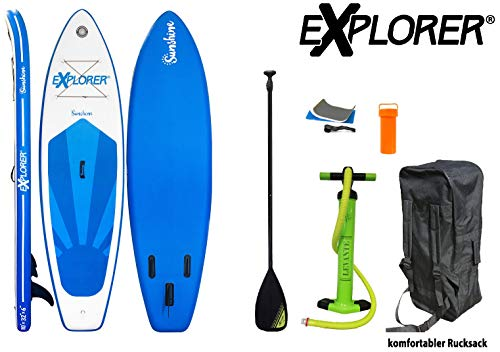 Explorer SUP Sunshine