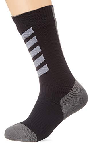 SealSkinz MTB Mid Mid with Hydrostop Socks - Wasserdichte Fahrradsocken