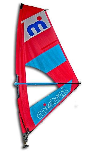 Mistral Wind SUP Segel (Komplettrig) 5,0 m², Rig Complete + Bag