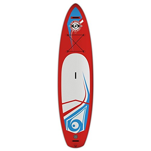 BIC BICSUP Stand up Paddle 11'0 Air SUP Touring Aufblasbare Boards, Weiß, M