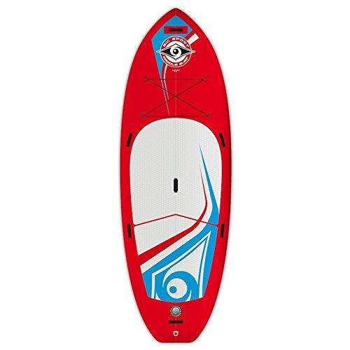 BIC BICSUP Stand up Paddle 9'2 Air SUP River Aufblasbare Boards, Weiß, M