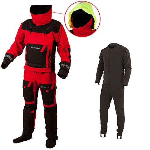 Typhoon PS330 Xtreme Drysuit 2019 & Undersuit