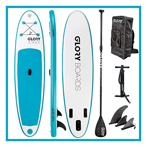 Glory Boards - Stand up Paddle Board Familie (Fun 10'0'' Mint)