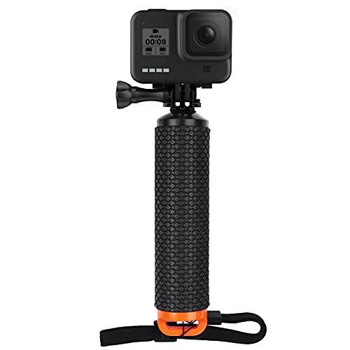 Schwimmer Handgriff Schwimmender Hand Grip Unterwasser Handstick für alle GoPro Hero Kameras und Action Kameras Wassersportzubehör