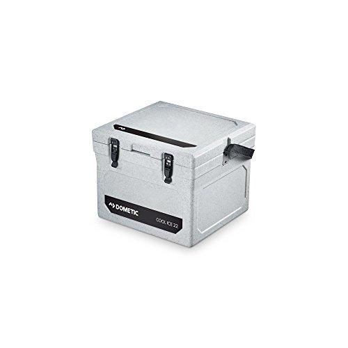 Dometic Cool-Ice WCI 22, tragbare passiv-Kühlbox/Eisbox, 22 Liter, für Auto, Lkw, Boot, Camping, Ideal für Angler und Jäger