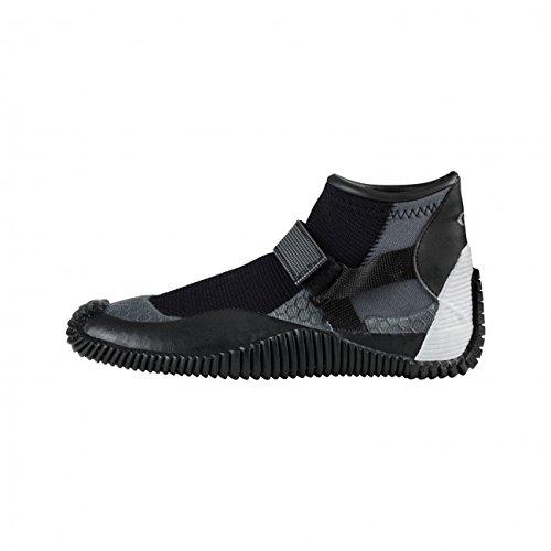 Gill 2016 Aquatech 2mm Neoprene Shoe Black/Silver 956 Boot/Shoe Size UK - UK Size 9/9.5