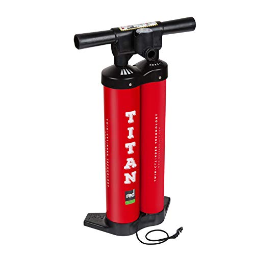 Red Paddle Unisex– Erwachsene Titan Sup Pump Hand, Mehrfarbig, Uni