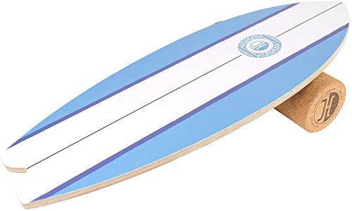 JUCKER HAWAII Balance Board Homerider Local Wave - Balanceboard Set inkl. Korkrolle