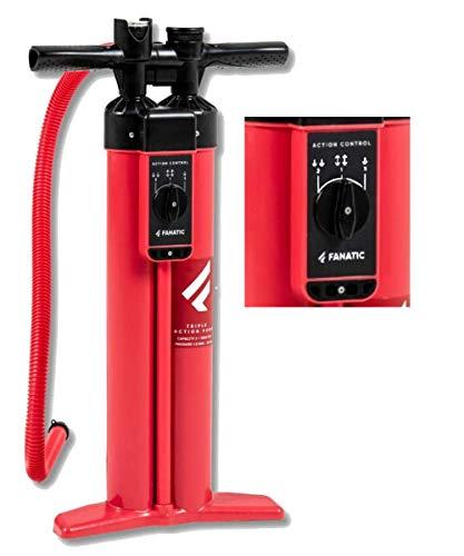 Fanatic HP6 Power SUP Pumpe Leistungsstärkste Inflatable Triple Action Hochdruckpumpe Pump