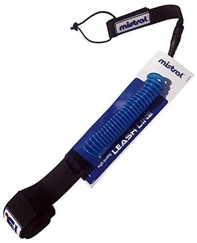 Mistral SUP Spiral Leash line