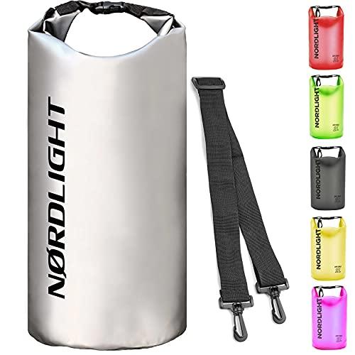 Dry Bag 5L Wasserdichter Beutel - (Metallic) Handytasche Und Strandsafe Dokumententasche Für, Strand, Kanu, Stand Up Paddling, Tauchen