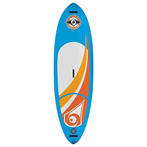 BIC Sport Kinder 8'4'' Air SUP Stand Up Paddle Board - Aufblasbar, blau, 256 x 71 cm