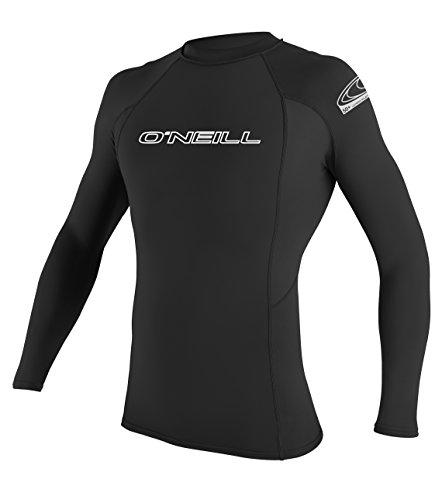 O'Neill Wetsuits Herren Basic Skins Long Sleeve Rash Guard