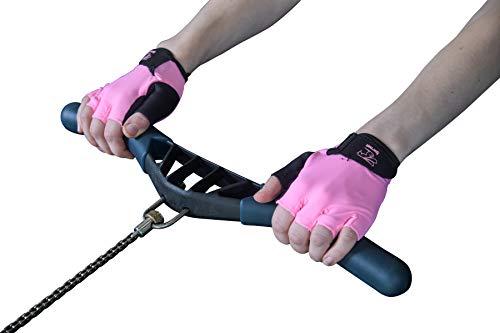 Hornet Wassersport, hellrosa Ruder-Handschuhe für Frauen, ideal für Rudern im Innen- und Außenbereich, Kajak fahren, SUP, Auslegerkanu, Drachenboot und andere Wassersportarten