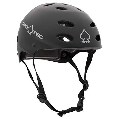 Pro-Tec Helm Ace Water, Matte Black 11, 56-58 cm
