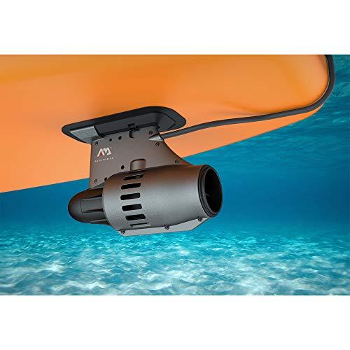 Aquamarina Elektromotor, Blau Elektrisch Motorleistung S Drive Erwachsene Unisex Grau, Uni
