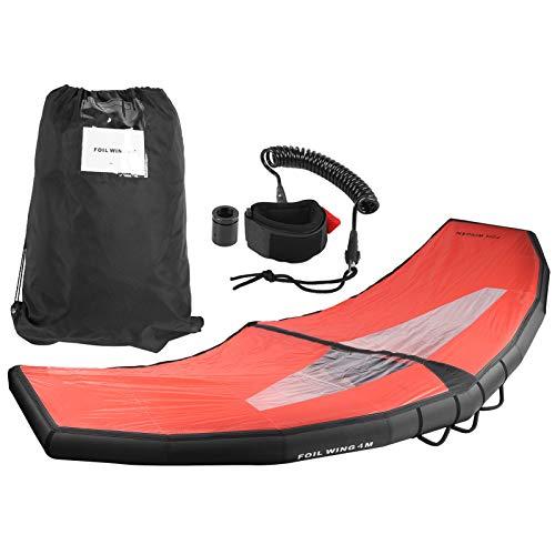 VGEBY Handheld Inflatable Wing, leichtes aufblasbares Surf Kite Surfboard Inflate Set für Wassersport-Surfausrüstung(S)