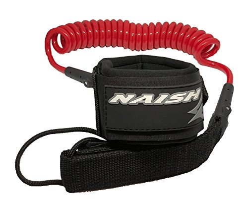 Naish Coiled SUP Paddleboard Leash