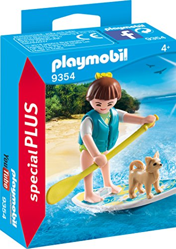 Playmobil 9354 - Stand Up Paddling Spiel