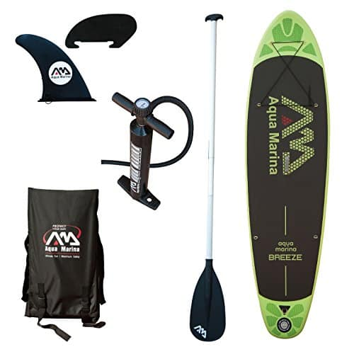 Aqua Marina Breeze Sup, Grün/Schwarz, One size -