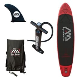 Aqua Marina Monster Sup, Rot/Schwarz, One size -