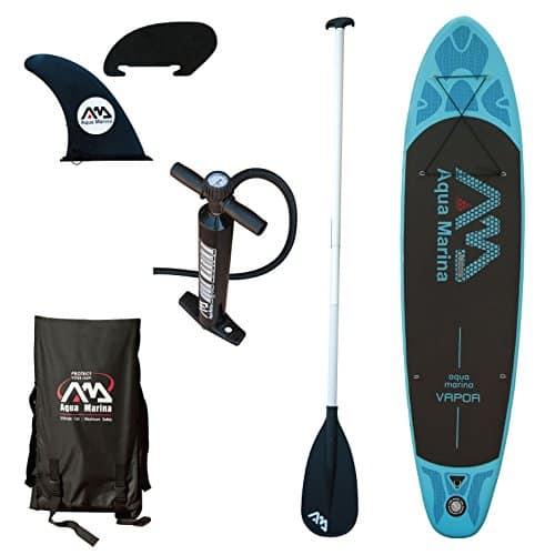Aqua Marina Vapor Sup, Blau/Schwarz, One size -