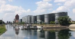 Duisburg SUP Spots